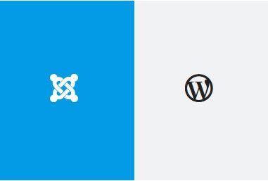 Sites Wordpress e Joomla