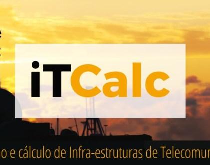 NOVO PROGRAMA iTCalc - Televés Electrónica Portuguesa