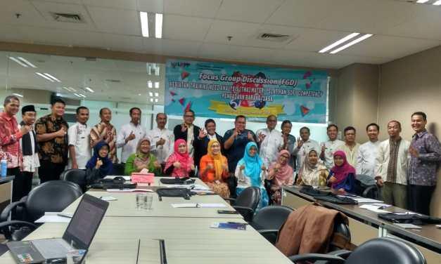 FGD TNA materi pelatihan soft comperenty pengadaan di DKI Jakarta