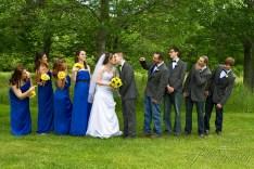James and Rebekah: Western Themed Wedding