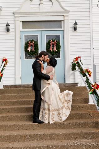 Daniel + Saloni | India Themed Wedding