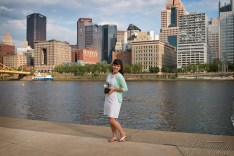 Rebekah ~ Portraits In The City | Pittsburgh, PA Photographer