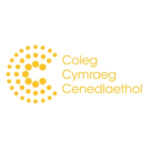 Coleg Cymraeg Cenedlaethol Logo