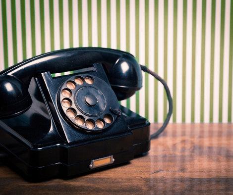 OuderwetseTelefoon
