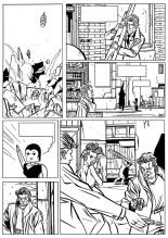 Splinter Het Album - p11 zwart-wit laagres - Morris en Zilverberg