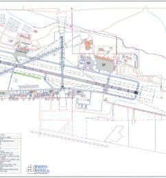 airport layout plan [ 1512 x 1000 Pixel ]
