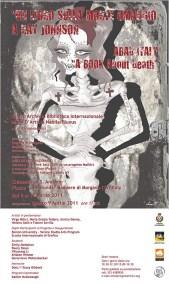 Affiche Exposition Libro d'Artista Morgano di Treviso