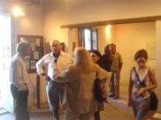 Expo fin de Résidence d'Artiste à Cura Malal (provincia de Buenos Aires, Argentina)