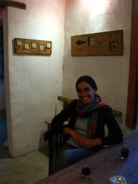 Résidence d'Artiste à Cura Malal (provincia de Buenos Aires, Argentina)