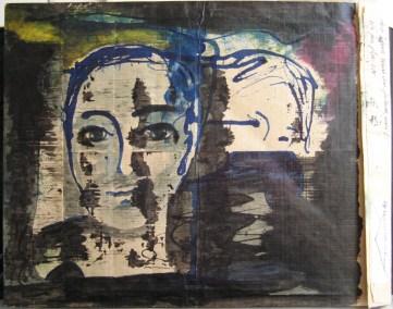 """2012-Mail art """"Sans fin"""""""