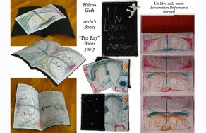 PAX RAY Serie 8 Books About Death, 2011©HelenaGath