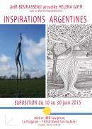 Inspirations argentines, un duo de plasticiens