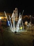 NDS 2015 sculpture en duo vers la lumière...