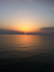 A Sperlonga sunset