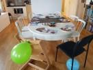 Kalasbordet strax innan