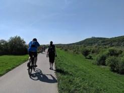Cyklar, många, nära..!