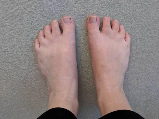 Mina fötter