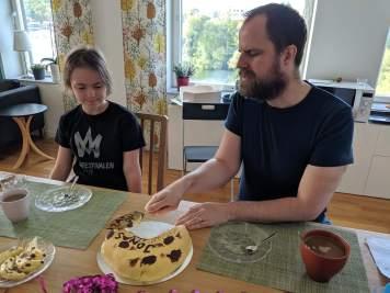 Jonas tårta