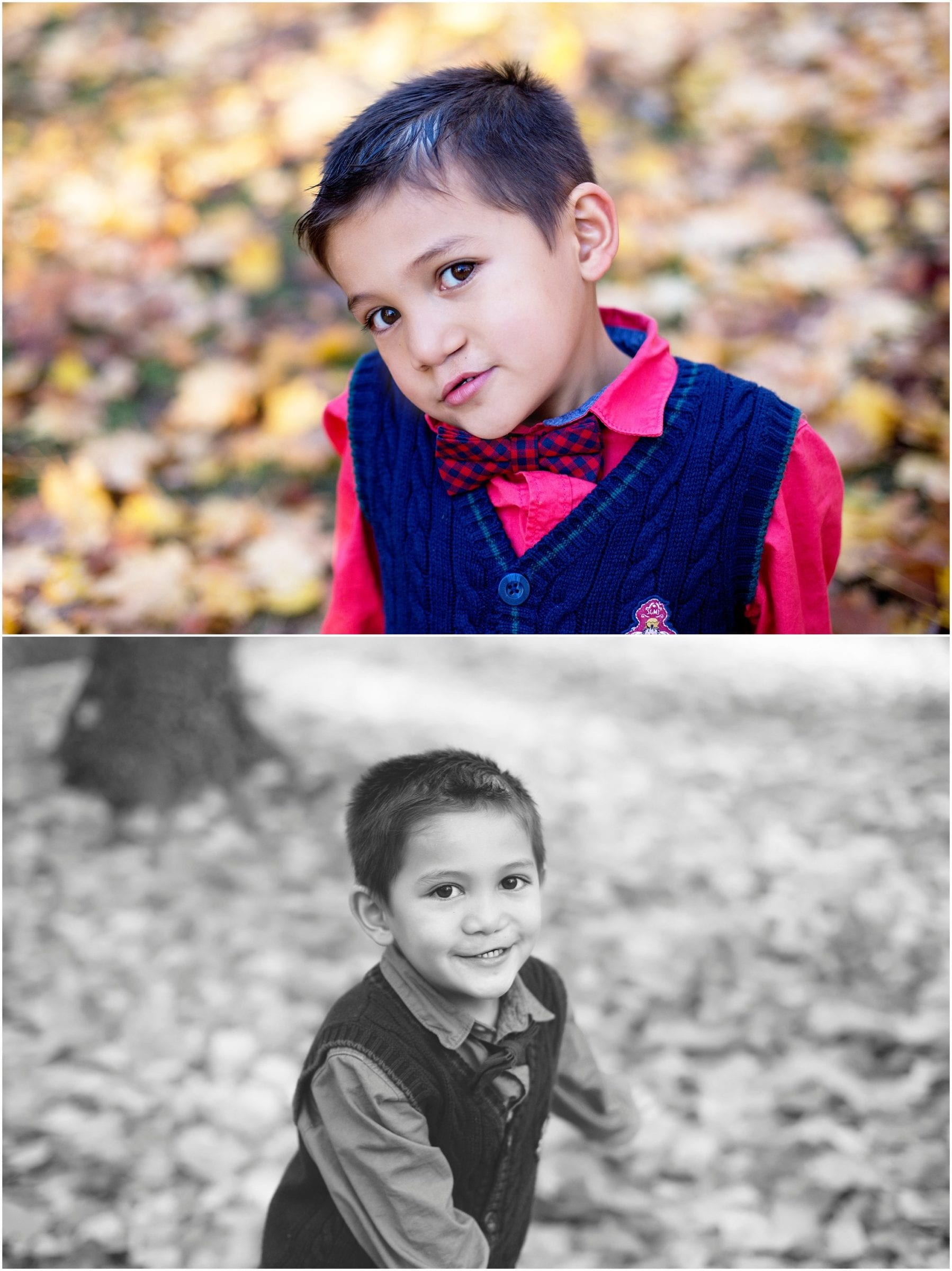 Strasbourg Family and Children Photographer, Helena Woods, France family Christmas Card photography session shares a recent session at Parc de l'Orangerie