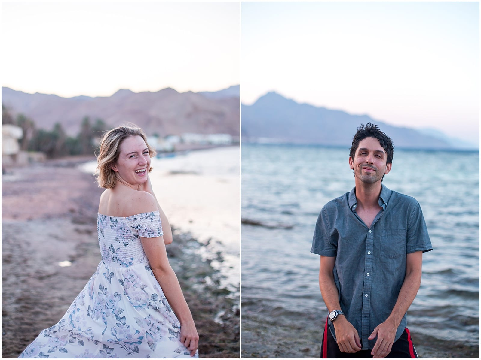 Helena Woods photographer spiritual blogger Dahab Egypt the magical power of trust and allowing