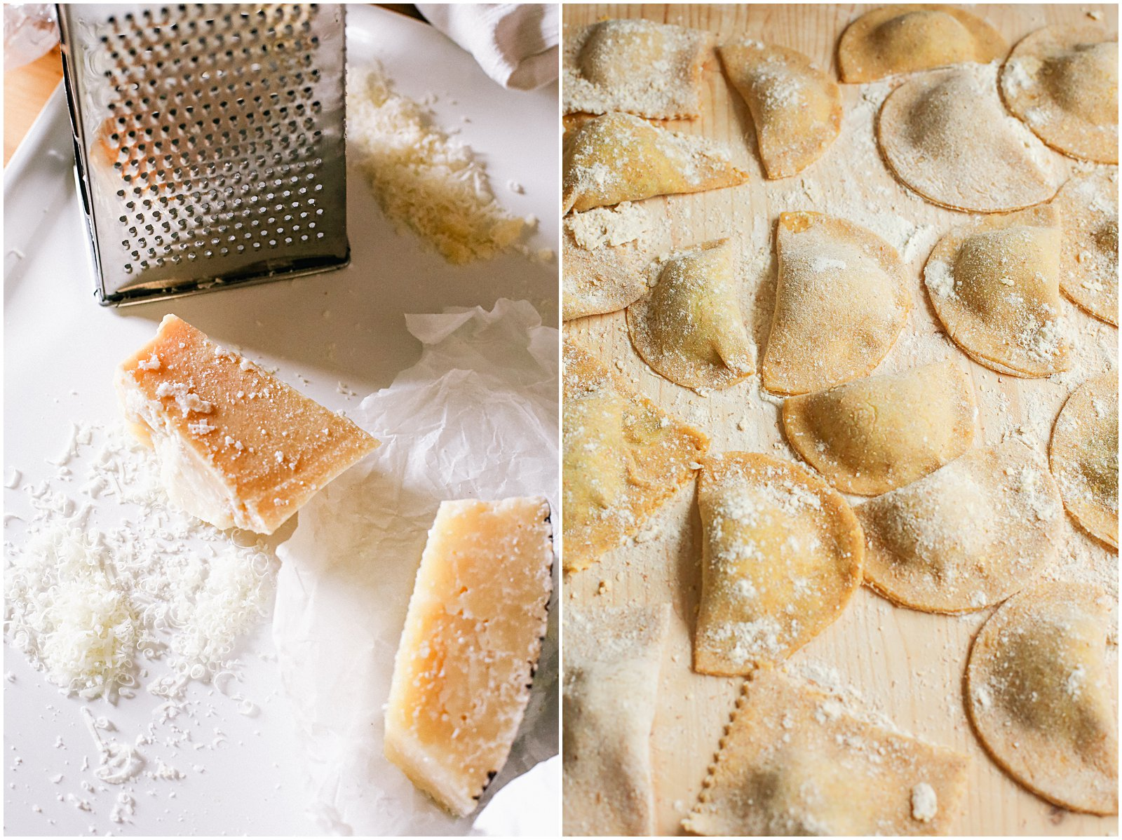 fresh ravioli cooking class Zagarolo Rome in Italy