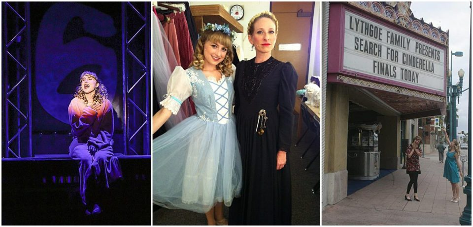 singer Lythgoe Family Productions Audition Search for Cinderella in Hollywood