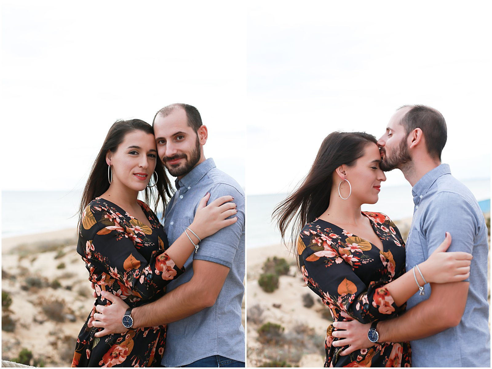 couples portraits in algarve portugal