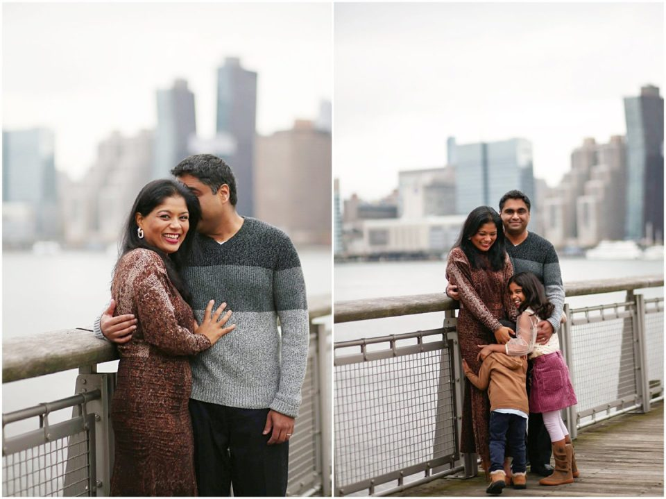 family photos in NYC Long Island City
