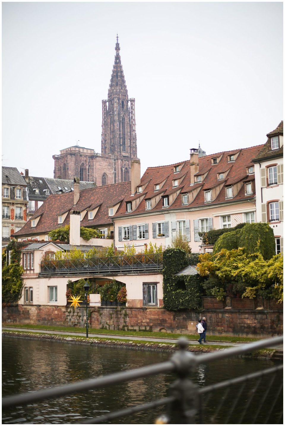 Strasbourg France Cathedral guide