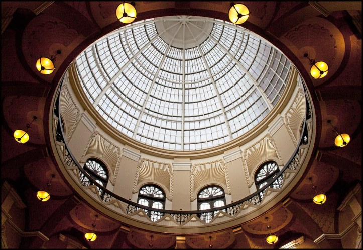 Winter Garden's Domed Roof