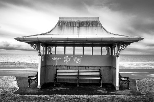 Seaside shelter wp