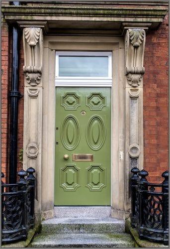 green door web