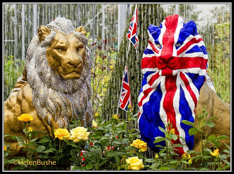 Diamond Jubilee Lions