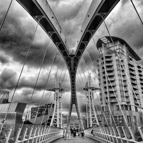 Bridge Salford Quays