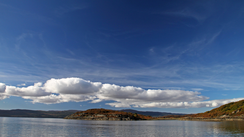 Loch Fyne West Coast Scotland
