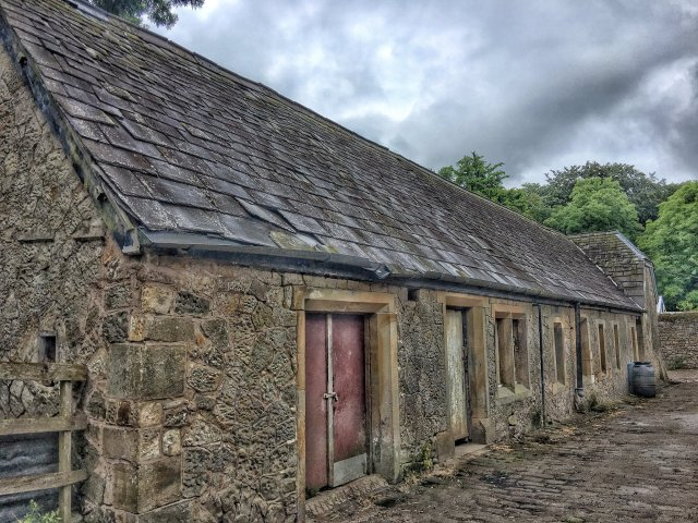 Farm Cottages Apple Store Café Scorton