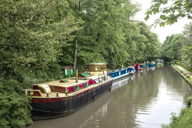 Barge and Narrowboats