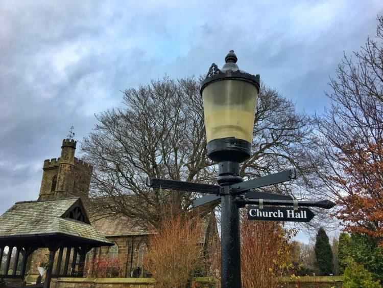 Church Hall St John's Clifton Lund