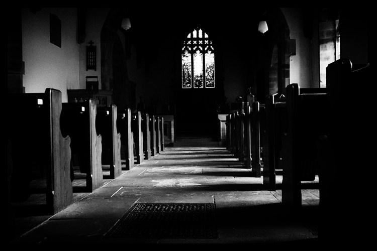 Aisle Kettlewell Church