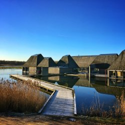 Visitors Centre Brockholes LWT Preston Floating