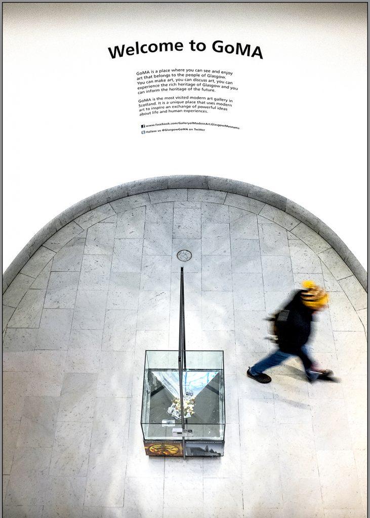 GoMA Gallery modern art glasgow gallery