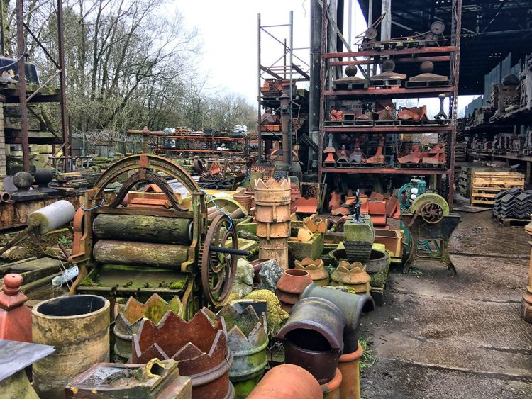 More Treasures Victorian Salvage yard
