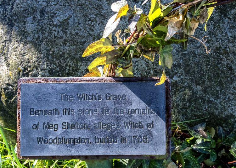 The Witch's Grave Woodplumpton Fylde hag 1705 lancashire