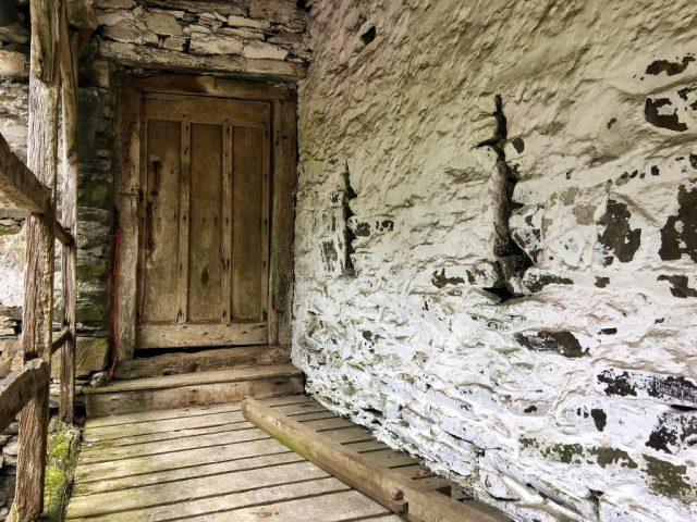 16th Century Barn Door