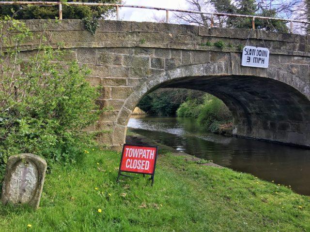 Woodplumpton, catforth, Lancaster Canal Lancashire rural towpath