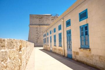 Blue Doors Fort St Angelo Birgu Valletta Malta Thursday Doors