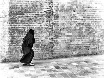 StreetLife: Pedestrians 3 monochrome black&white