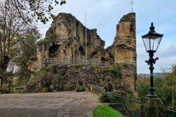 KNARESBOROUGH: Castle Yorkshire
