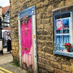 Knaresborough: A Phantom Door cottage