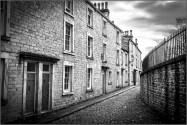 HOUSES: Lancaster, monochrome